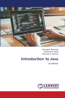 Introduction to Java, Paperback / softback Book
