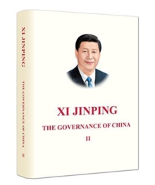 Xi Jinping: The Governance of China II, Hardback Book