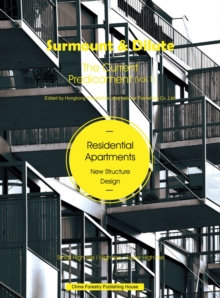 Surmount & Dilute, the Current Predicament 1 : Residential Apartments 1, Hardback Book