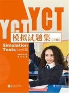 YCT Simulation Tests Level 3, Paperback Book