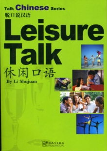 Leisure Talk, Paperback / softback Book