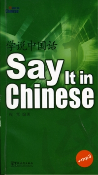Say it in Chinese, Paperback Book