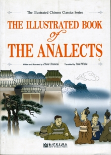 The Illustrated Book of the Analects, Paperback Book