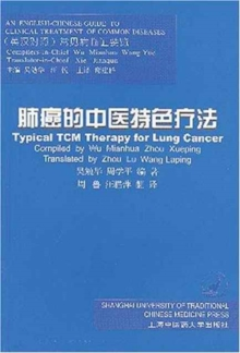 Typical TCM Therapy for Lung Cancer, Paperback Book