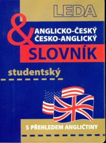 Student's English-Czech and Czech-English Dictionary, Paperback Book