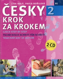 New Czech Step by Step : v. 2, Mixed media product Book