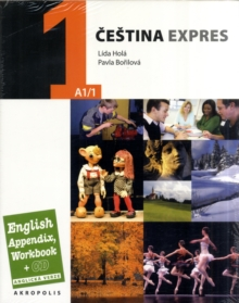 Cestina Expres / Czech Express 1 - Pack, Mixed media product Book