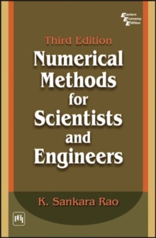 Numerical Methods for Scientists and Engineers, Paperback Book