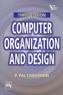 Computer Organization and Design, Paperback / softback Book