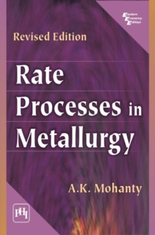 Rate Processes In Metallurgy, Paperback / softback Book