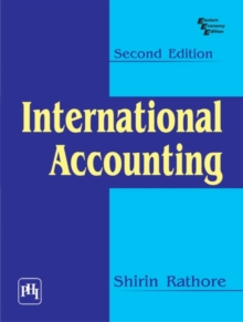 International Accounting, Paperback / softback Book
