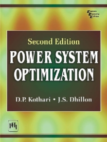 Power System Optimization, Paperback / softback Book