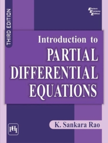 Introduction to Partial Differential Equations, Paperback / softback Book