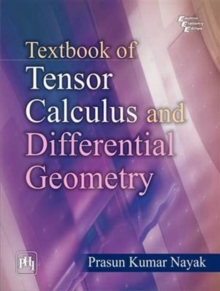 Textbook Of Tensor Calculus And Differential Geometry, Paperback / softback Book