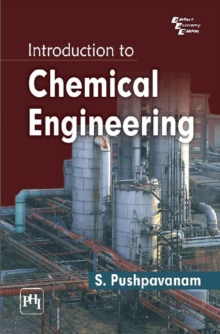 Introduction to Chemical Engineering, Paperback / softback Book