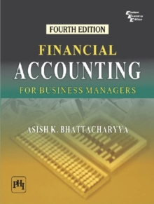 Financial Accounting for Business Managers, Paperback / softback Book