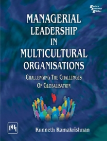 Managerial Leadership in Multicultural Organisations, Hardback Book