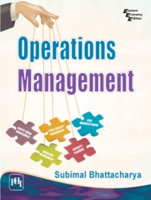 Operations Management, Paperback / softback Book