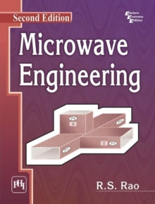 Microwave Engineering, Paperback Book