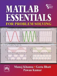 Matlab Essentials for Problem Solving, Paperback / softback Book