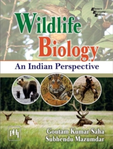 Wildlife Biology : An Indian Perspective, Paperback / softback Book