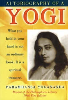 Autobiography of a Yogi, Paperback Book