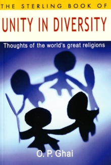 Sterling Book of Unity in Diversity : Thoughts of the World's Great Religions, Paperback Book