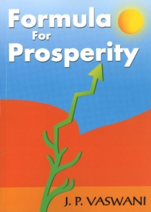 Formula for Prosperity, Paperback / softback Book