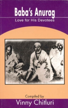 Baba's Anurag : Love for His Devotees, Paperback Book