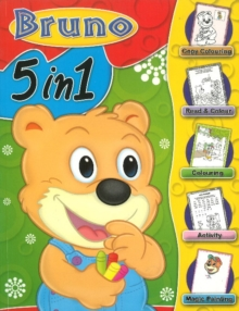Bruno 5 in 1, Paperback Book