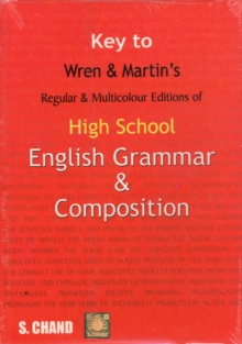 Key to High School English Grammar and Composition, Paperback Book
