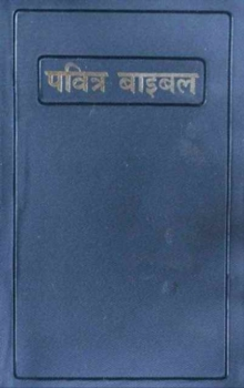The Holy Bible : Hindi- O.V Re Edited, Leather / fine binding Book