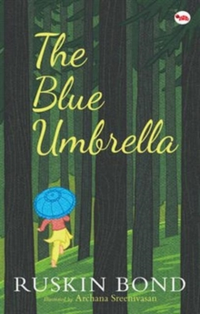 The Blue Umbrella, Paperback / softback Book