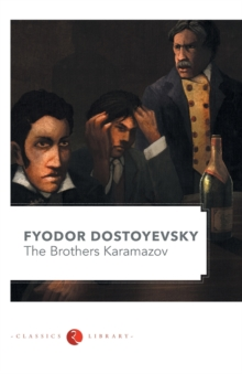 The Brothers Karamazov, Paperback / softback Book