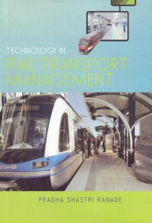 Technology in Rail Transport Management, Paperback Book