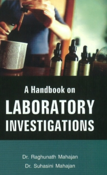 Laboratory Investigation, Paperback Book