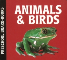 Animals and Birds, Hardback Book