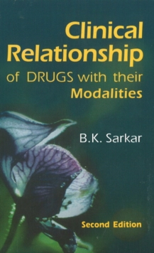 Clinical Relationship of Drugs with Their Modalities, Paperback Book