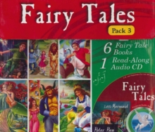 Fairy Tales Pack 3, Mixed media product Book
