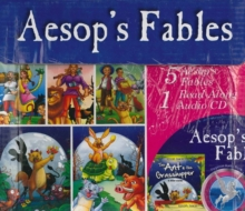 Aesop's Fables, Mixed media product Book