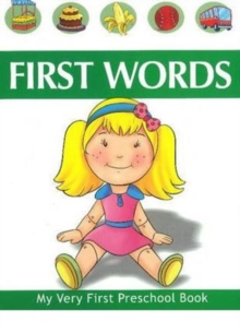 First Words, Paperback / softback Book