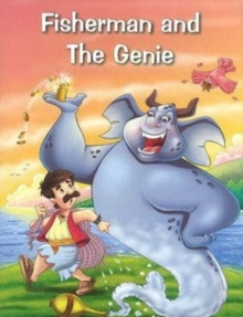 Fisherman & the Genie, Paperback Book