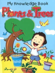 Plants & Trees, Paperback Book