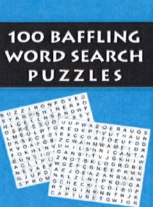 100 Baffling Word Search Puzzles, Paperback / softback Book