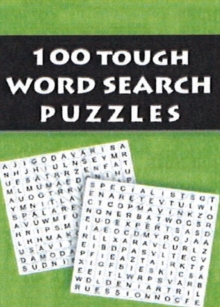 100 Tough Word Search Puzzles, Paperback / softback Book