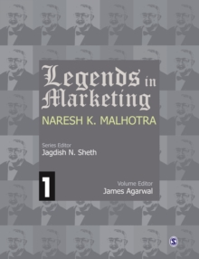 Legends in Marketing: Naresh K. Malhotra, Hardback Book