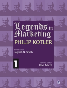 Legends in Marketing: Philip Kotler, Hardback Book