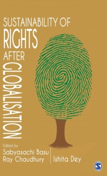 Sustainability of Rights after Globalisation, Hardback Book