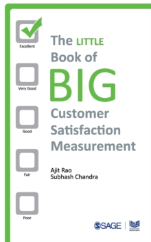 The Little Book of Big Customer Satisfaction Measurement, Paperback / softback Book