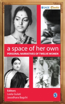 A Space of Her Own : Personal Narratives of Twelve Women, Paperback / softback Book